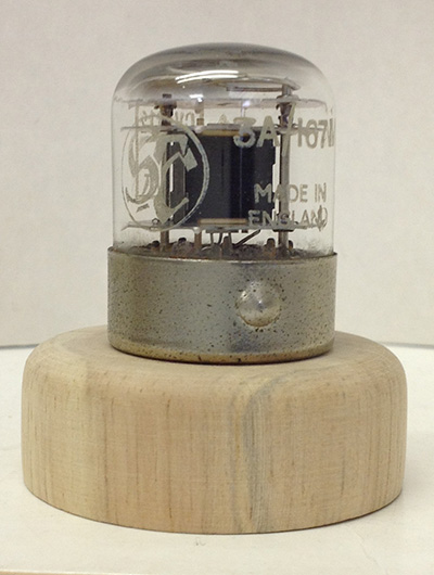 Photo of A/167M (CV5112) Repeater Triode