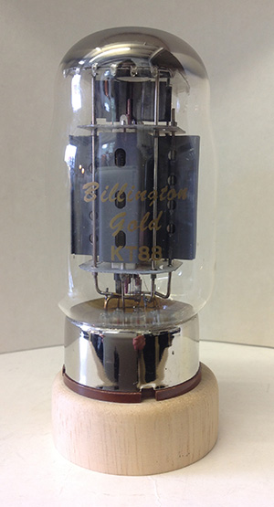Photo of a Billington Gold KT88
